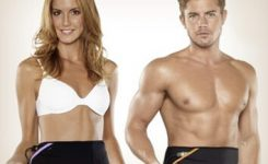 Shape up your life- SlenderTone Connect Toning Belt